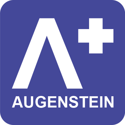 Logo AUGENSTEIN Plus